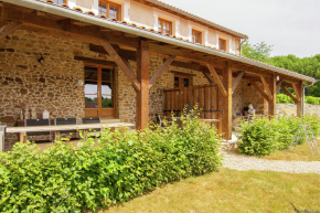 Cottage for 32 Persons in Roussines
