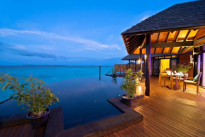 The Sun Siyam Iru Fushi Luxury Resort Maldives