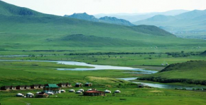 Steppe Nomads Eco Resort at Gungaluut