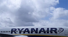 Crete will receive Ryanair flights